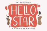 Last preview image of Hello Star
