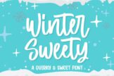 Last preview image of Winter Sweety