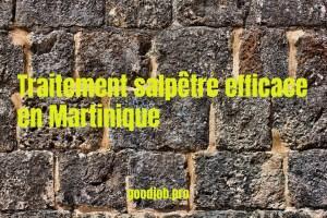 combattre salpetre murs martinique