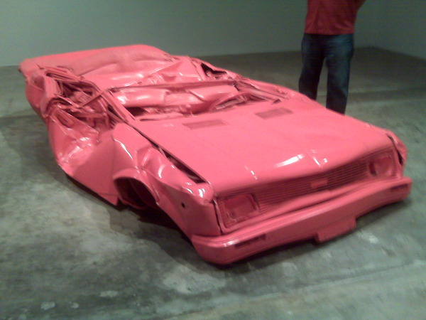 Crashed Cars in Contemporary Curatorial Contexts (C.C.C.C.C.) (2/4)