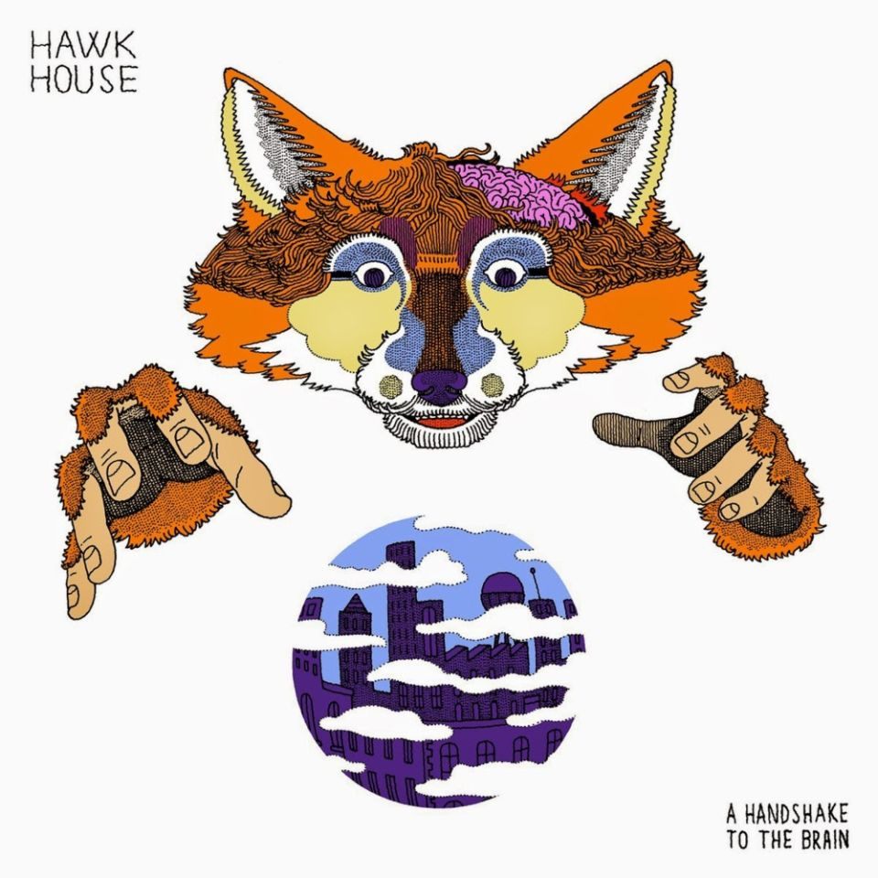 hawk house a handshake