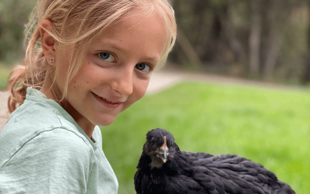 Siri Kaelin Finds Meaning In Her Connection With Animals
