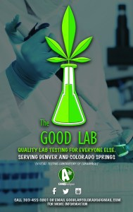The Good Lab - Official Testing Laboratory of CannaPages
