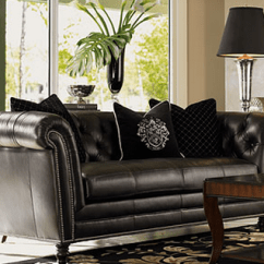 Futon Style Living Room Window Ideas For Leather Sofa | Cheap Maintenance Skill