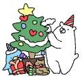 クリスマスツリーの作り方飾り方!オーナメントを100均で揃えた!