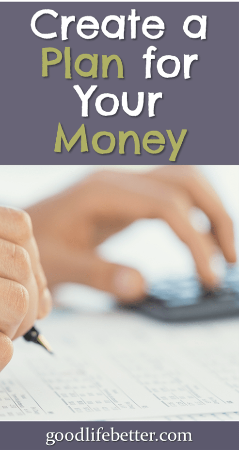 Thinking about starting to budget?  Read my steps for creating a plan for your money.