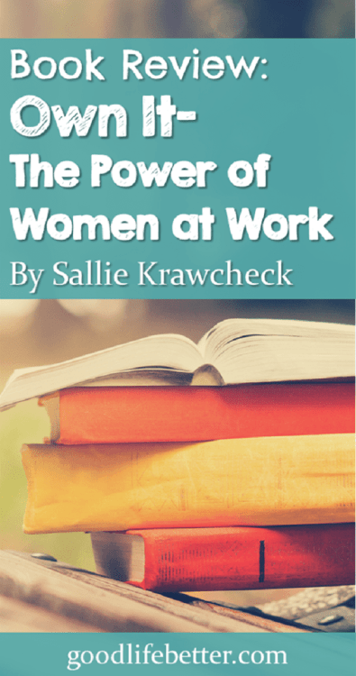 Sallie Krawcheck has a great story to tell about women and power at work!