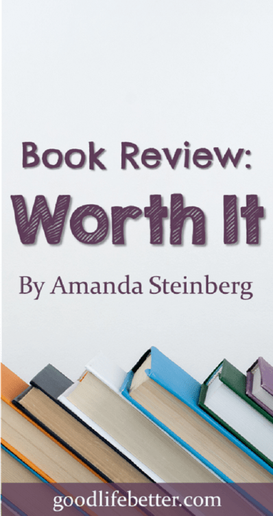 Amanda Steinberg's story about learning to manage money was an eye-opener!