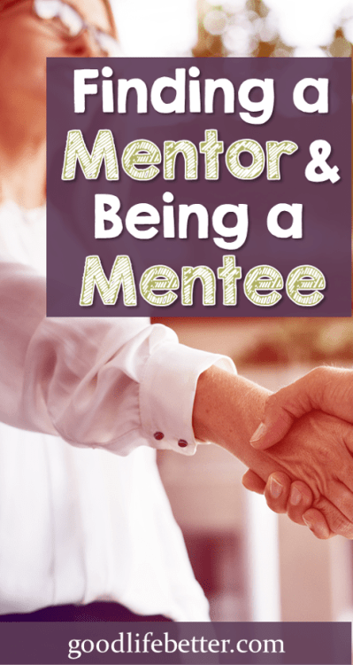 Having a mentor can help propel your career--but how to do it?
