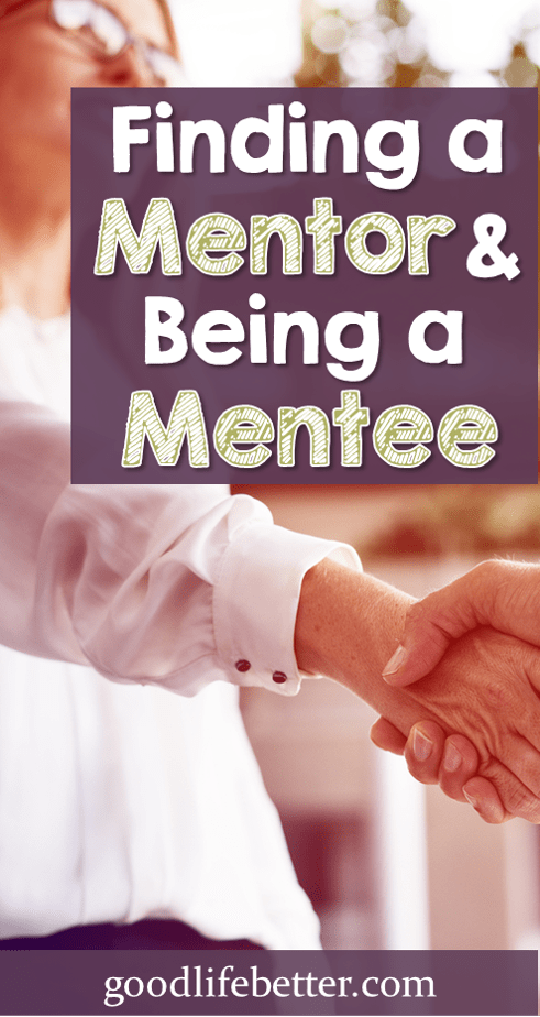 We are told having a mentor is critical, but how we find one and build that relationship is less clear.  Here are my thoughts based on my experience.