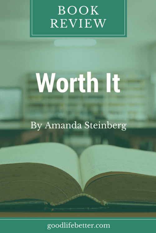 Amanda Steinberg has a great story about learning to manage money!