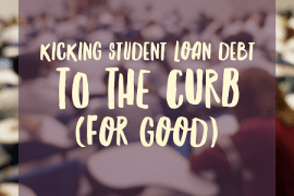 If you have made student loan mistakes in the past you are not alone! Here are some tips for avoiding the missteps I took when it came to my student loans.