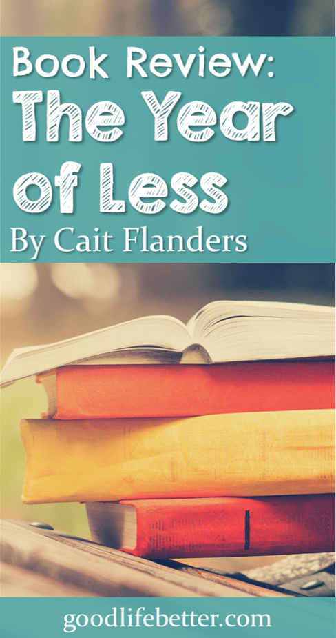 Book Review: The Year of Less