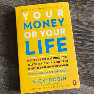 Picture of the book Your Money or Your Life