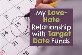 woman circling a date on a calendar