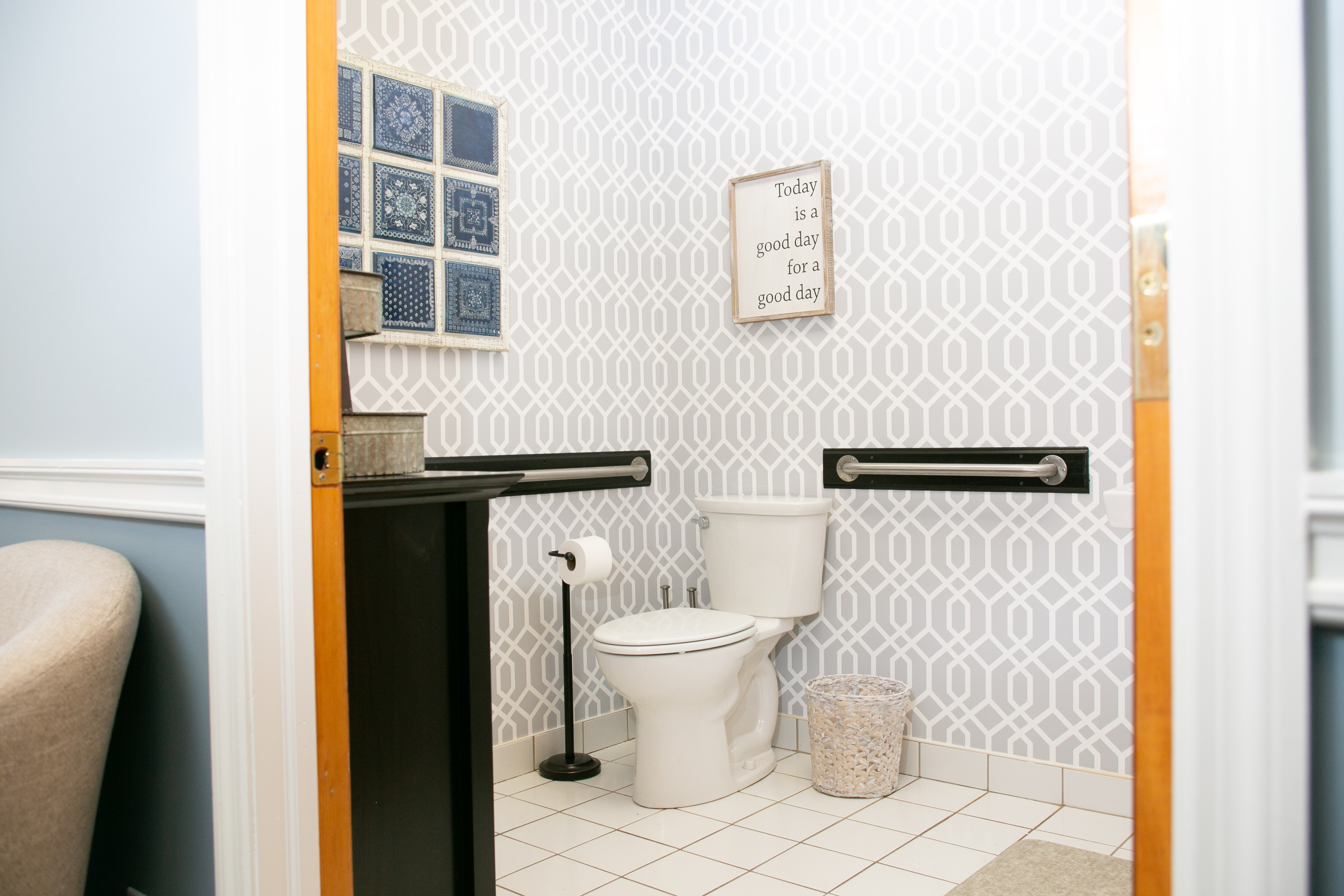 Bathroom | Our Office | Good Life Center | Therapy Services in Cranford, NJ | 07016