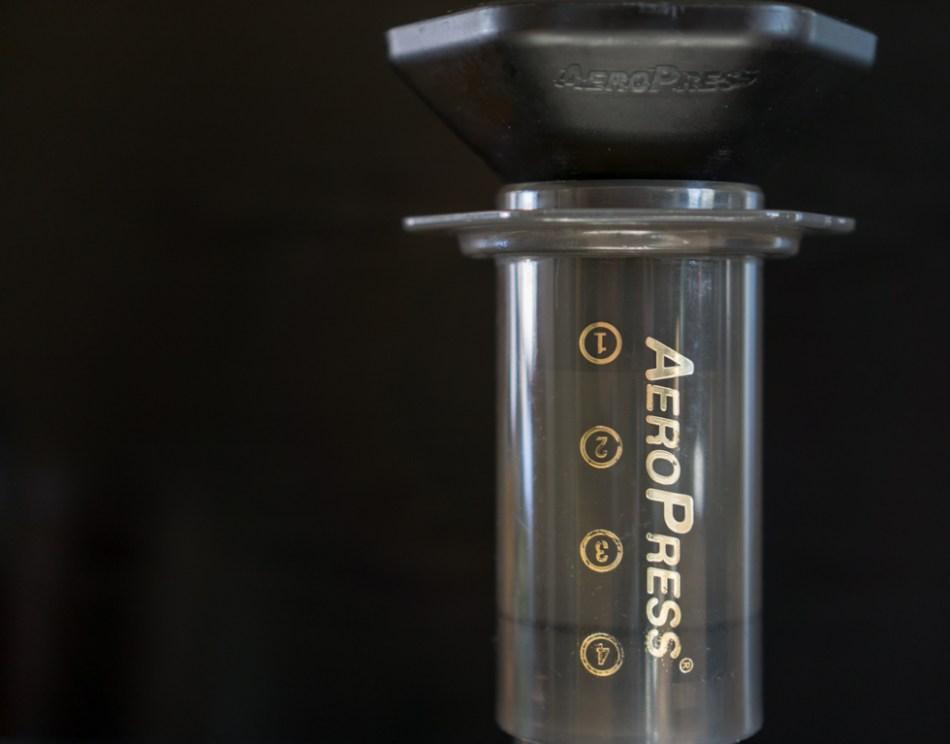 Aeropress for Vietnamese Coffee