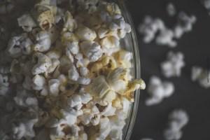 Nutritional Yeast Popcorn