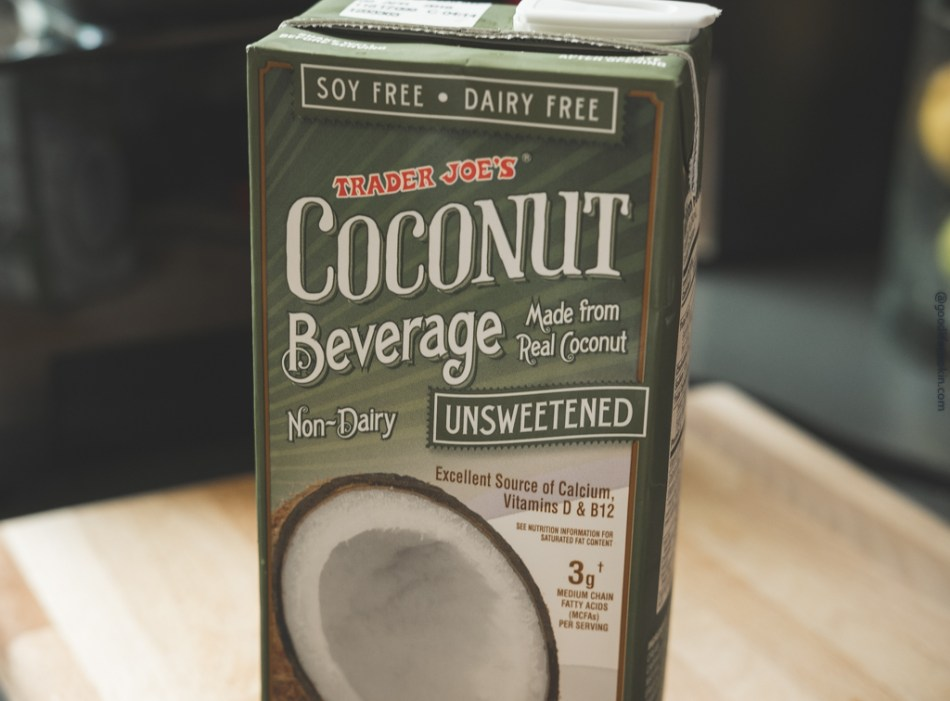 Trader Joe's Coconut Beverage