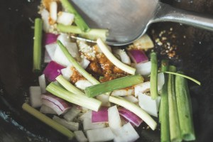aromatics stir-fry