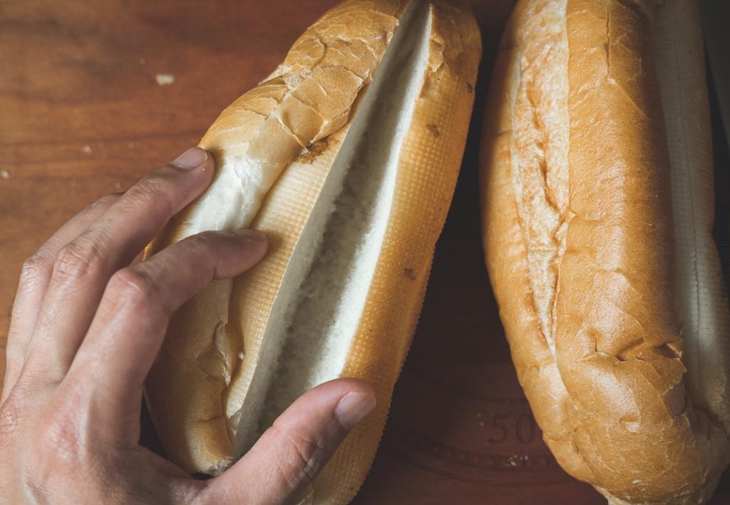 Banh mi bread