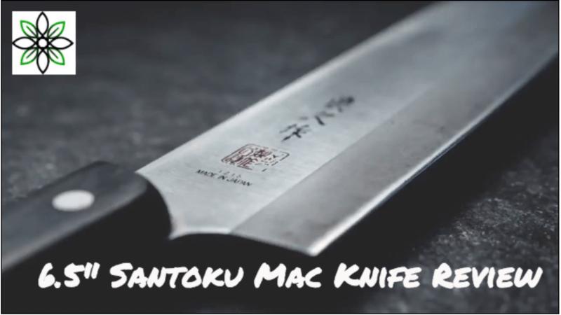 """6.5"""" Santoku Chef Knife"""