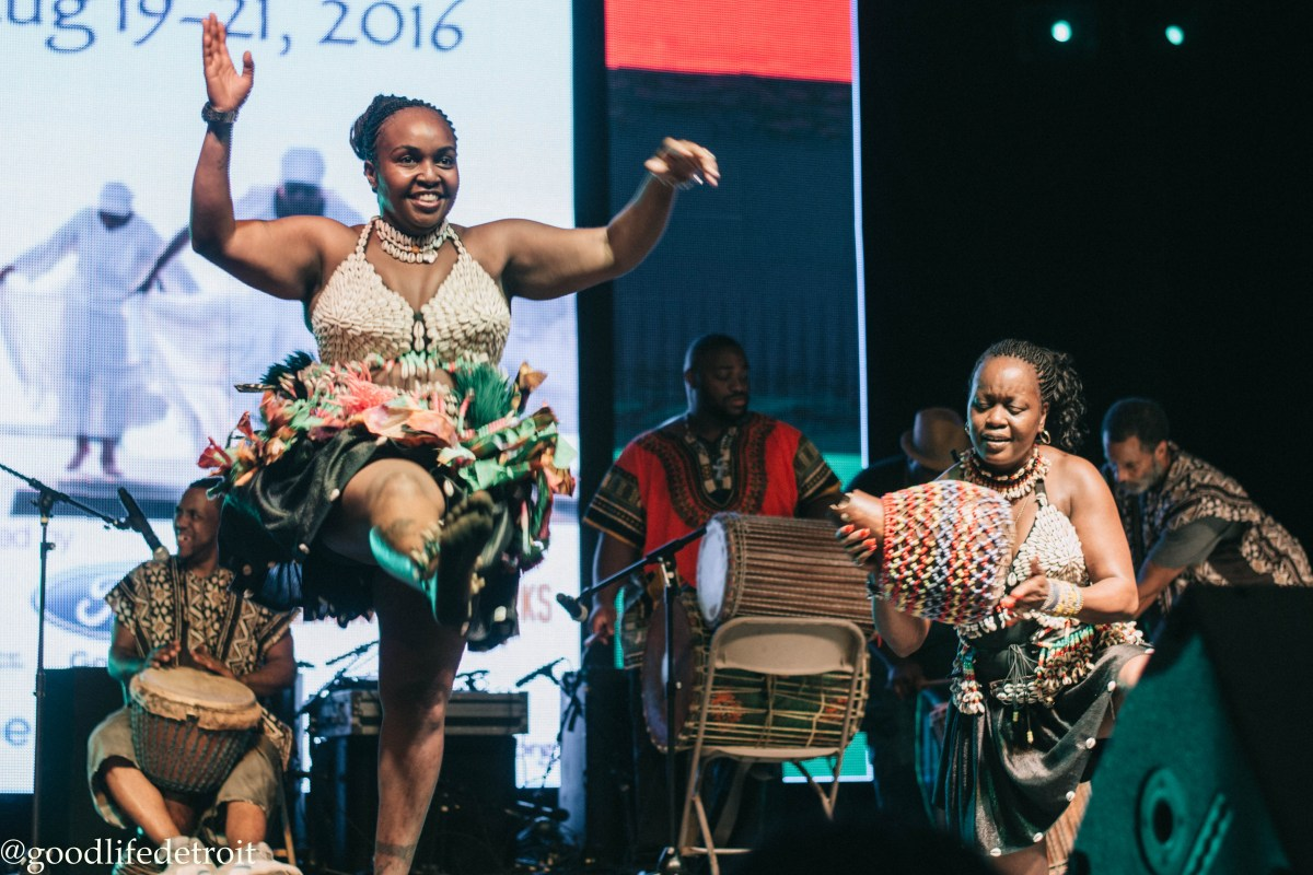 Detroit's African World Festival Celebrates Culture and Heritage
