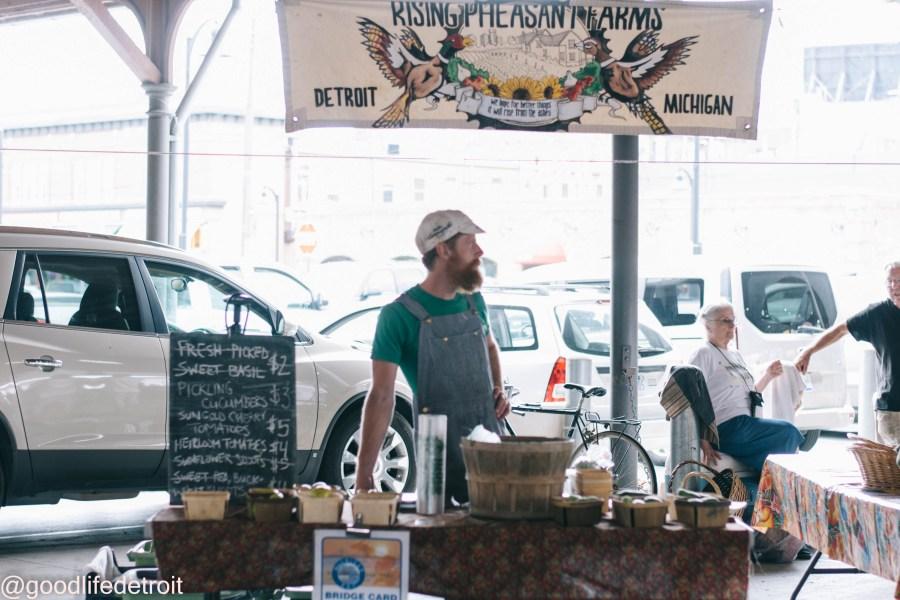 Eastern Market's Tuesday Market