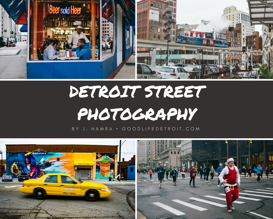 Detroit Street Photography: New Photo Blog Series Highlights Detroit City Life