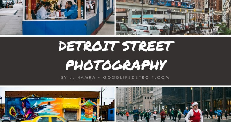 Detroit Street Photography: New Photo Blog Series Highlights Detroit City Life