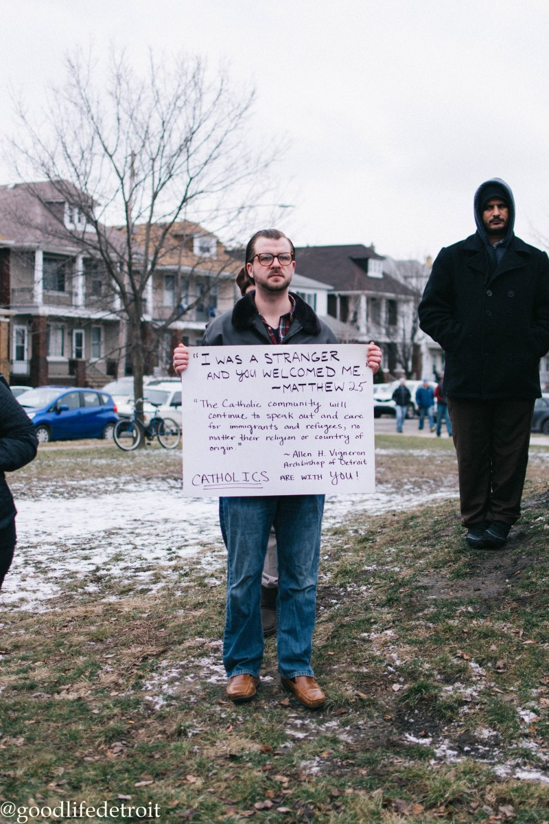 Catholics for Muslims in Detroit