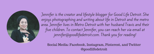 Good Life Detroit blog