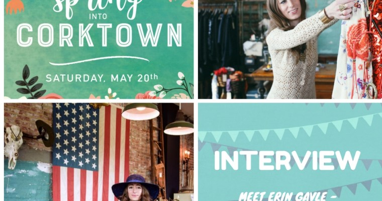 Interview with Erin Gavle – Founder of Spring Into Corktown