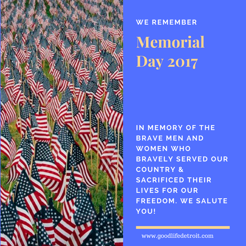 Memorial Day: Not Just a Celebration of Summer – Honor the Fallen