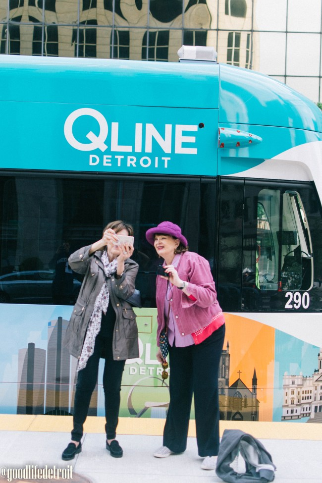 Detroit's QLINE
