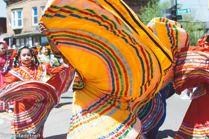 Cinco de Mayo Detroit Parade
