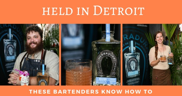These Bartenders Know How to Make the Best Tequila Cocktails in Detroit