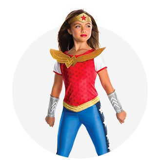 Last Minute Kids' Halloween Costumes from Target