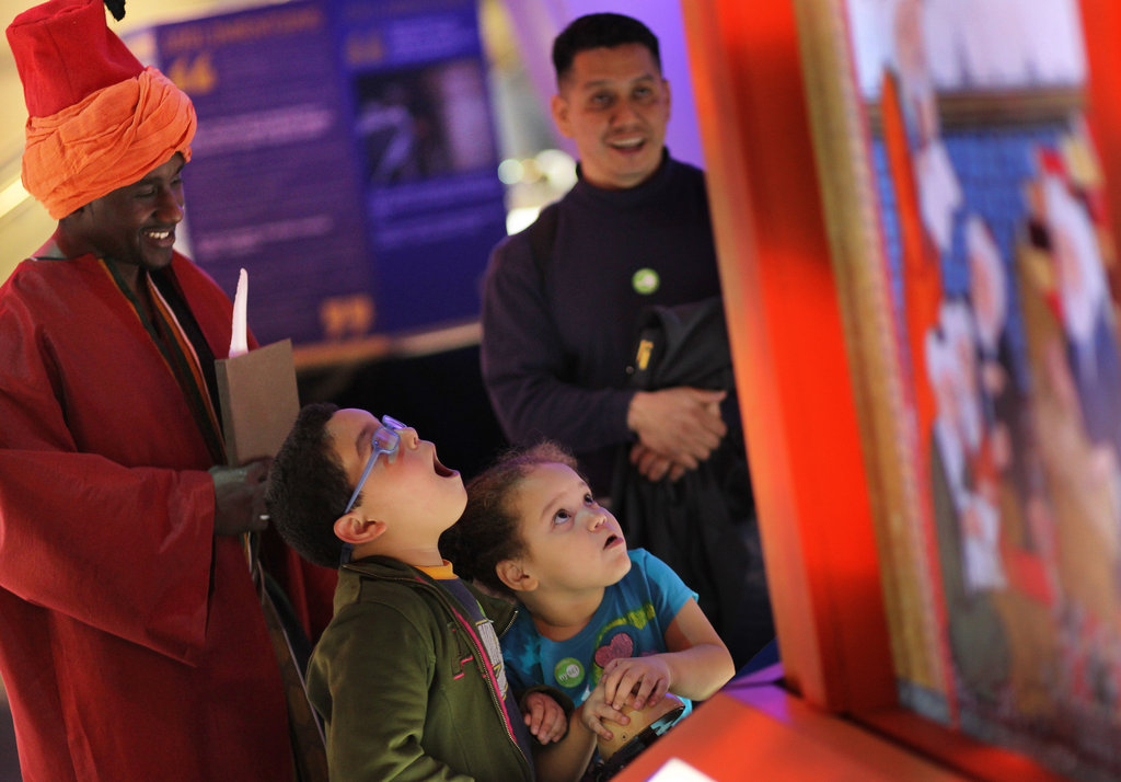 New MiSci Exhibition '1001 Inventions' Opens This Saturday