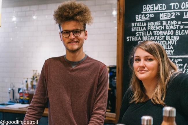 Stella Good Coffee
