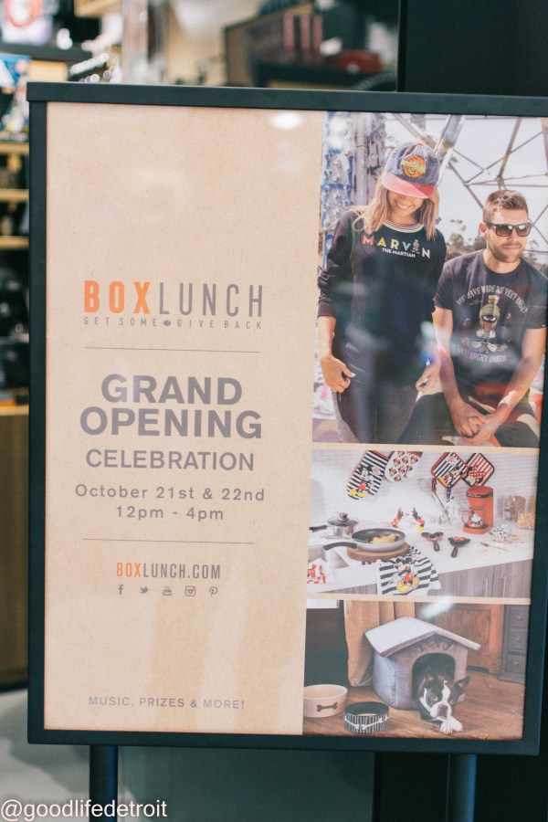 BoxLunch Taylor Grand Opening