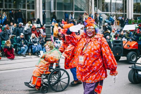 2017 Detroit Thanksgiving Parade