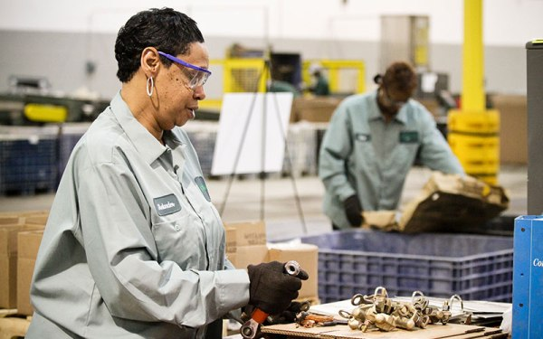Goodwill Industries of Greater Detroit Green Works