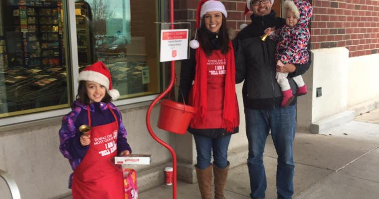 Detroit Media Personalities Will Spread Holiday Cheer for Celebrity Bell Ringing Day