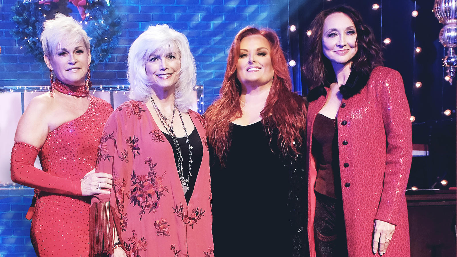 """13-time Grammy Award Winner Emmylou Harris Talks About Her Dog Rescue Bonaparte's Retreat and Performing on getTV's """"A Nashville Christmas"""""""