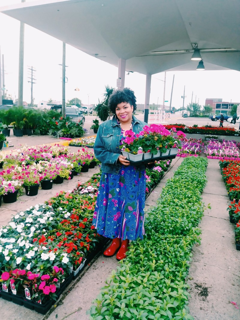Eastern Market's Flower Day 2018