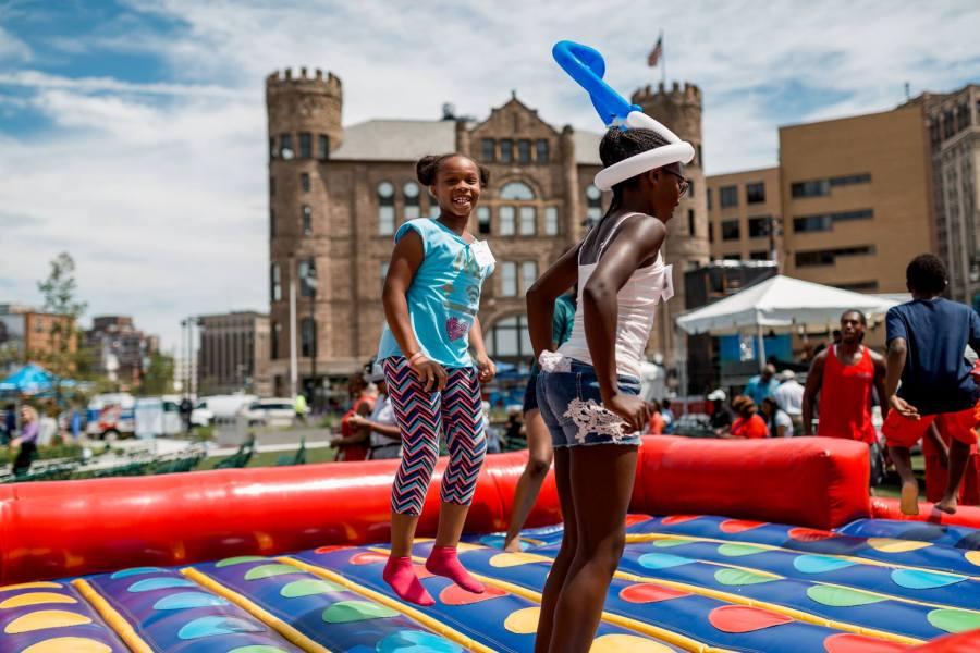 Free Sunday Family Fun Day at Beacon Park