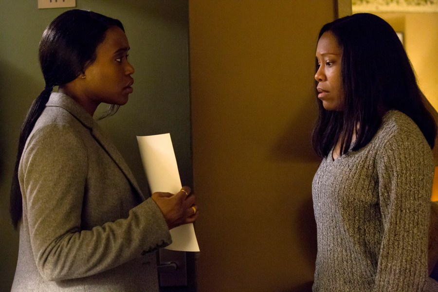 Regina King Seven Seconds