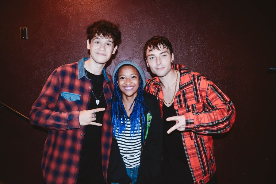 Way Up Tour with Wesley Stromberg