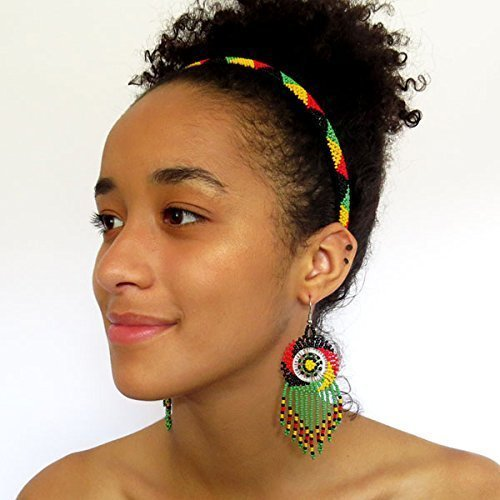Gone Rural sells beautiful African Zulu accessories and African headbands and more African jewelry!